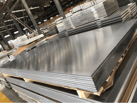 Thicker size 6 mm to 20 mm Aluminum Plain sheet1759